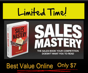 Sales Mastery Bk
