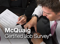 mcquaig job survey